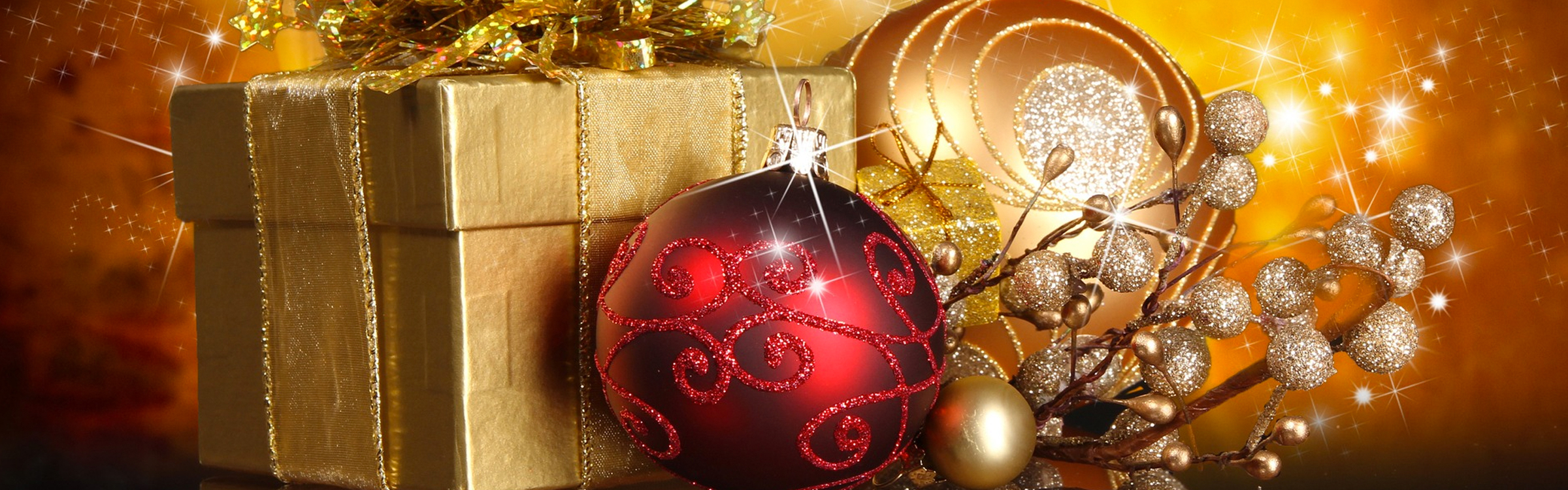 Header kerstballen