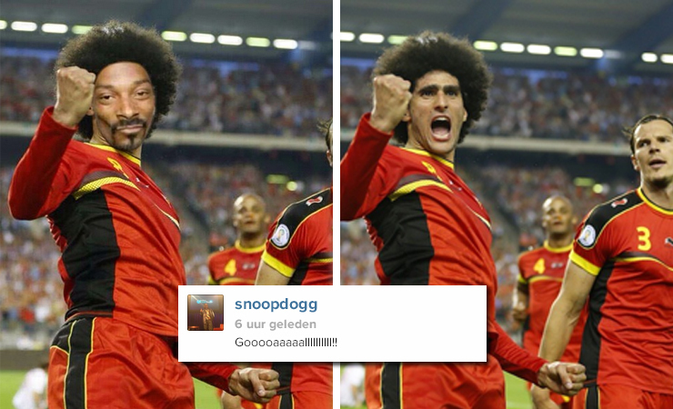 Snoop dogg goal