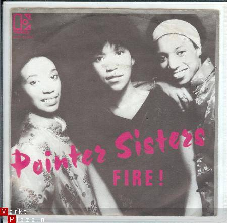 Pointer sisters fire 12205434