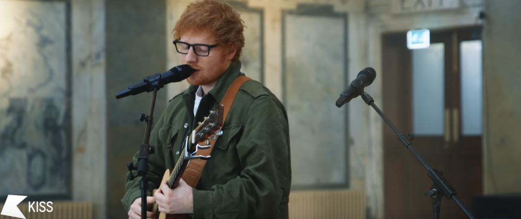 Ed sheeran jb header