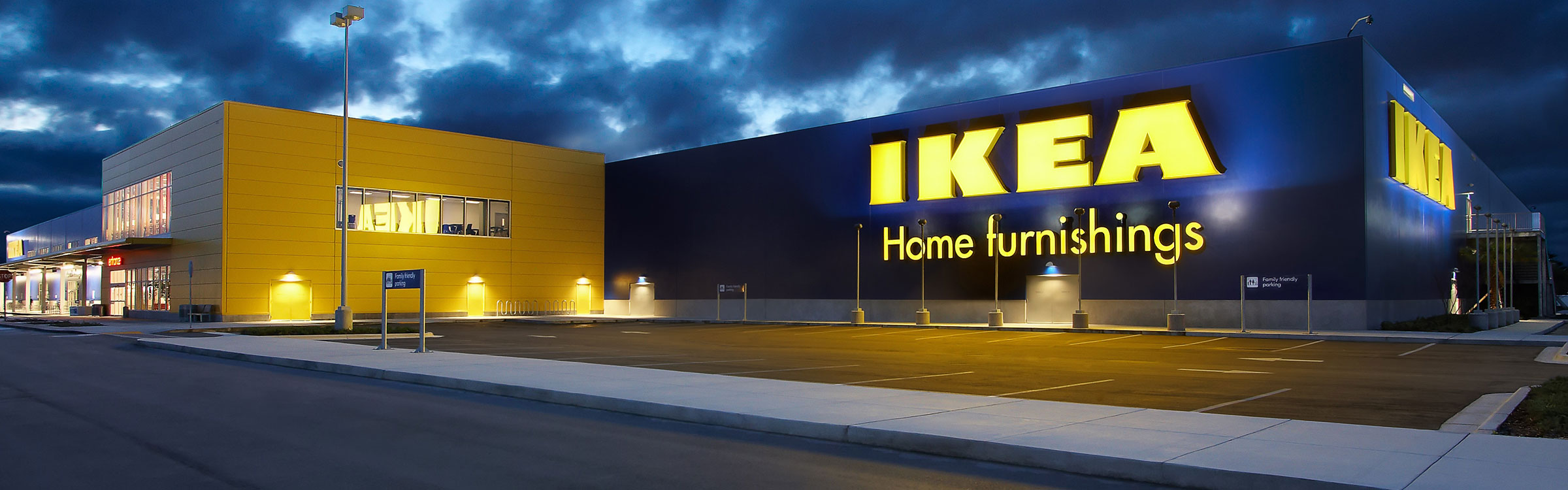 Ikea magasin