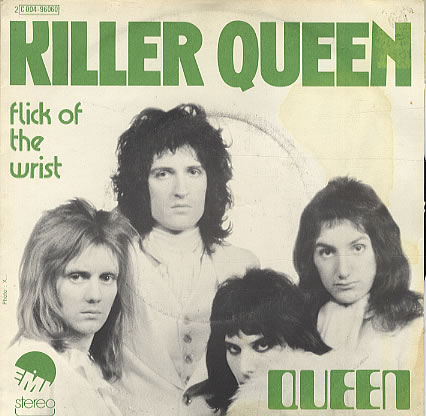 Queen killer queen 329132