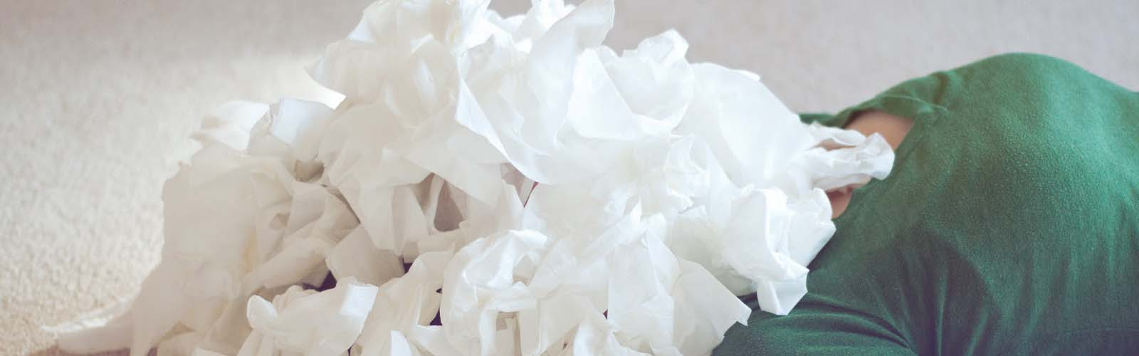Header tissues