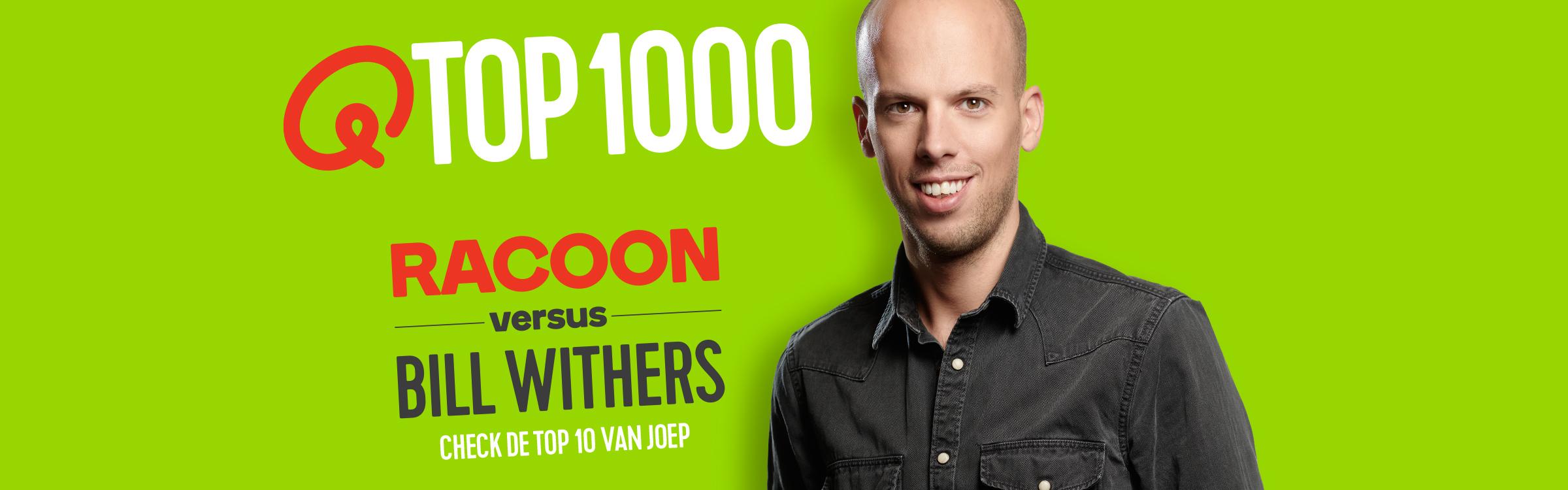 Qmusic actionheader top1000 djs joep