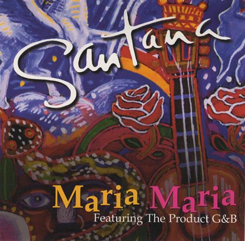 Santana maria maria 238568