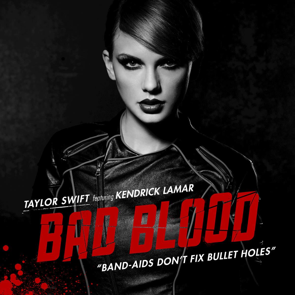 Taylor swift bad blood 2015 remix 1200x1200
