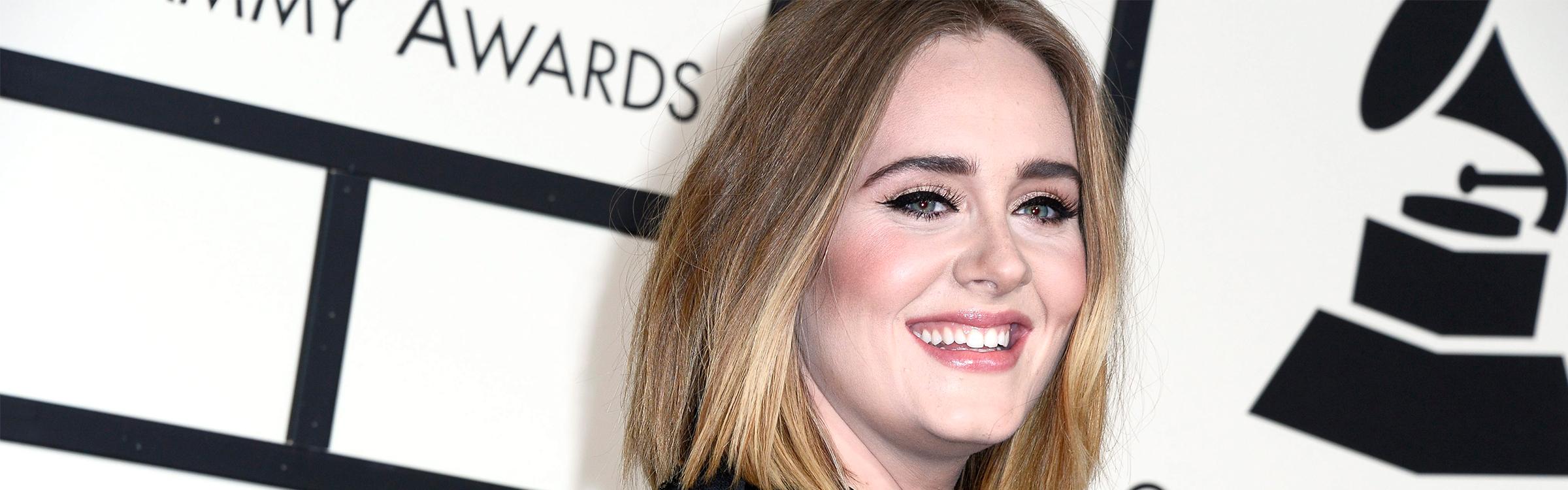 Adele nfl header