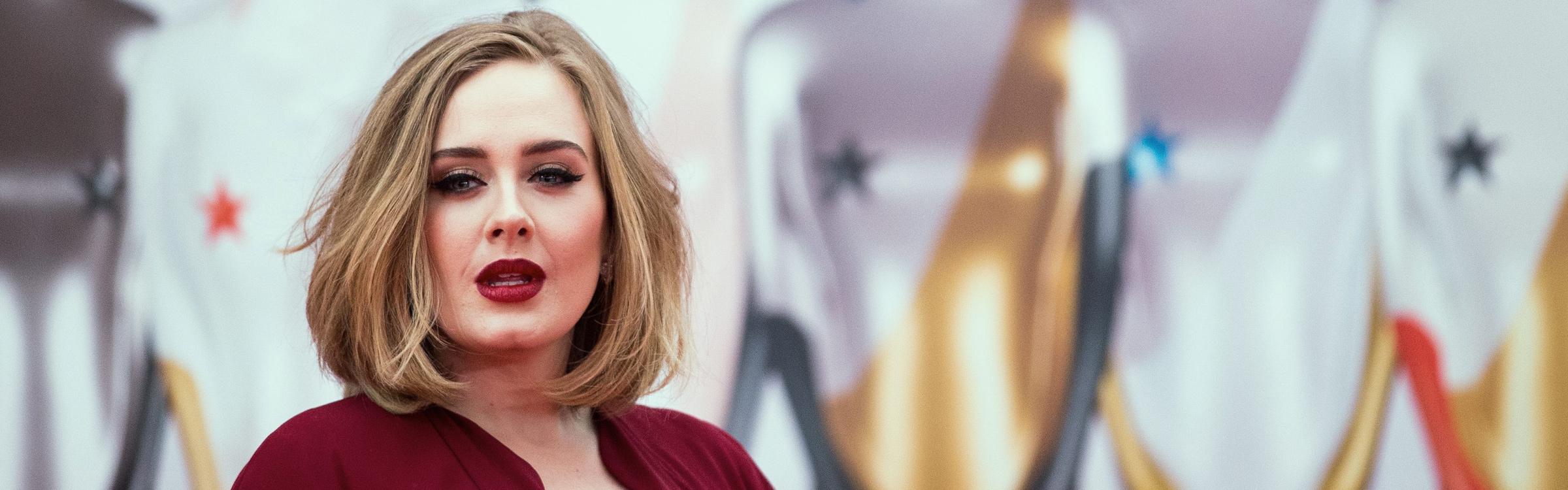 Adele amsterdam header