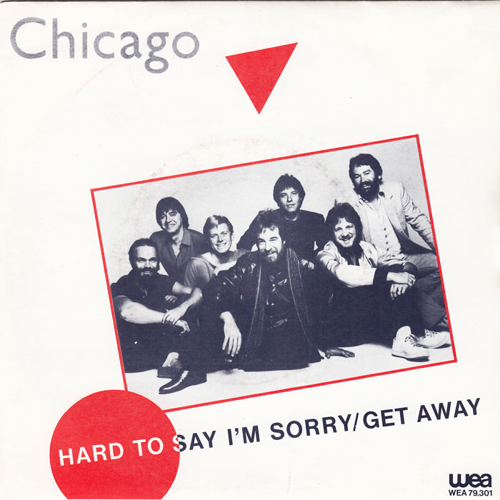 Chicago hard to say im sorry wea 2