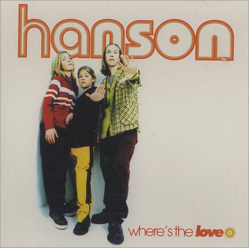 Hanson wheres the love 92192