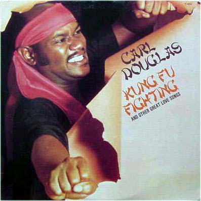 Carl douglas   kung fu fighting and other great love songs