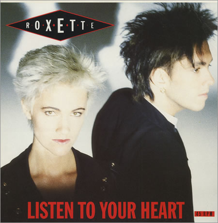 Roxette listen to your he 207831