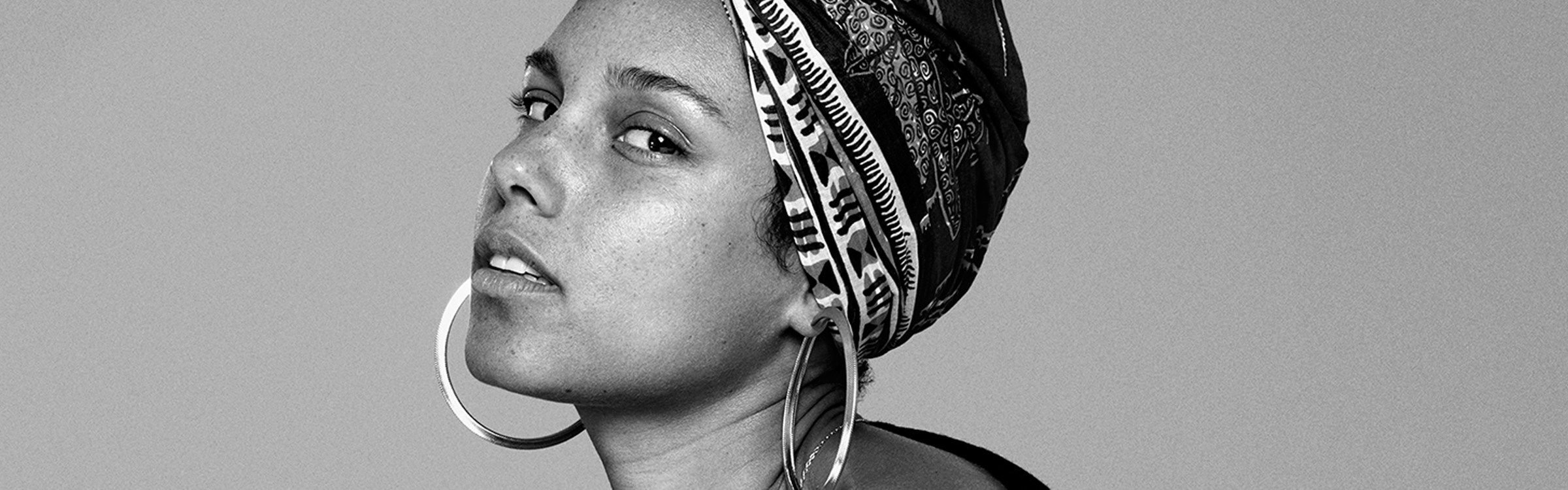 Alicia keys header