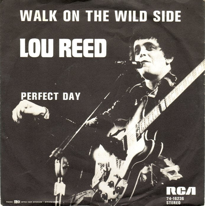 Lou reed walk on the wild side rca victor 2