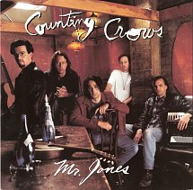 Counting crows mr jones lp version geffen s