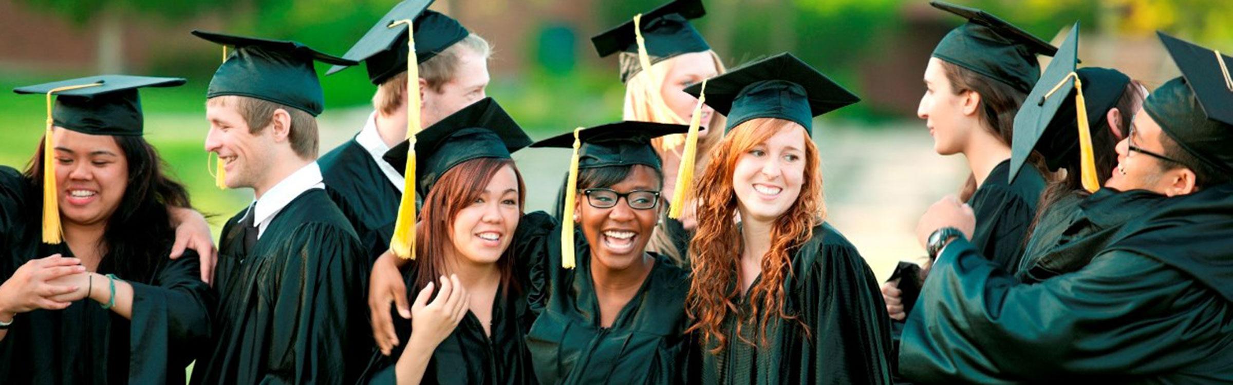 Graduates cover