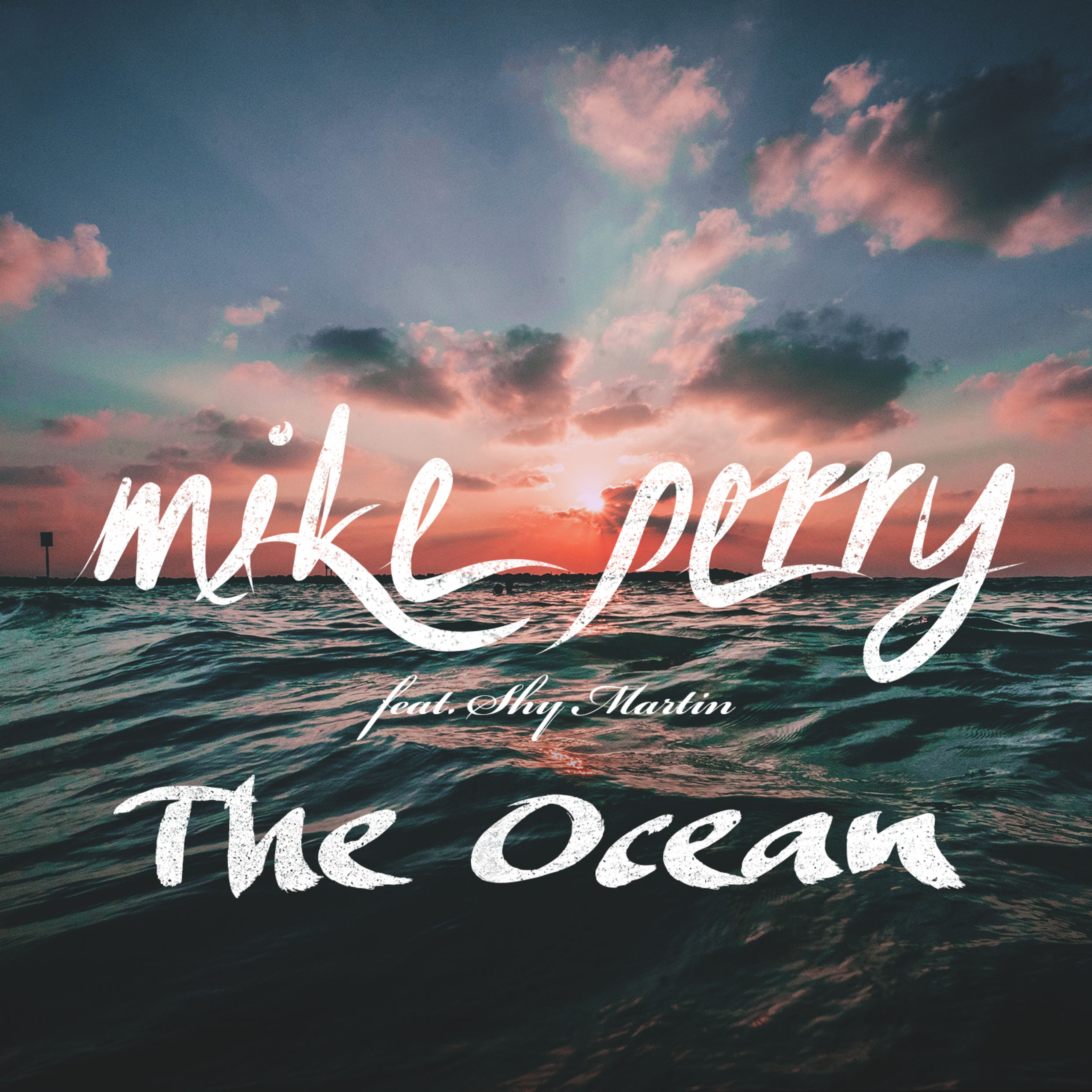 Mike perry the ocean 2016