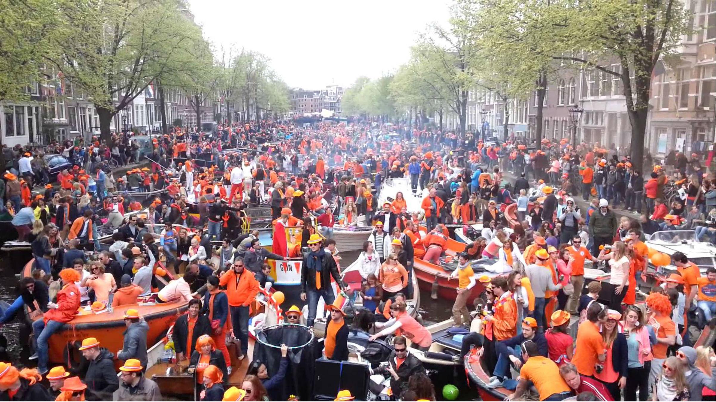 Koningsdag amsterdam thumb
