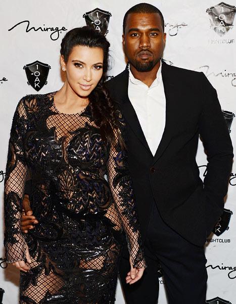 Kim kardashian kanye west lg