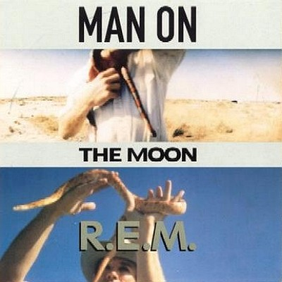 R.e.m.   man on the moon